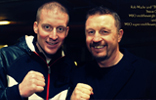 Rob Wade and Steve Collins thumb